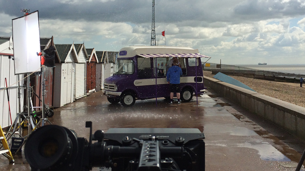 Cadbury #FreezeTheJoy BTS Photo 3