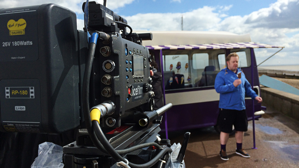 Cadbury #FreezeTheJoy BTS Photo 1