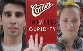 Cornetto Cupidity | Two Sides