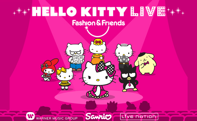 Hello Kitty Live - Fashion and Friends