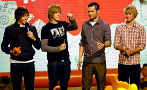 McFly | Nickelodeon KCA Awards