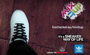 MTV Adidas Footlocker | Mix It Up
