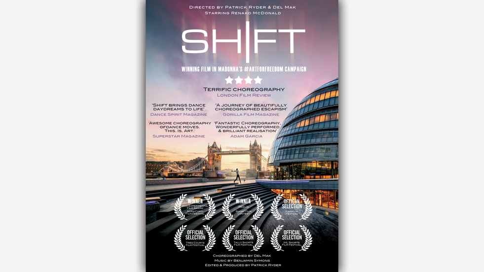 Shift Film Poster