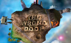 BBC The Wrong Door