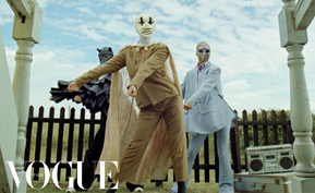 Vogue Italia | Sundowner